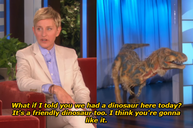 When Noah Ritter refused to get tricked by Ellen.