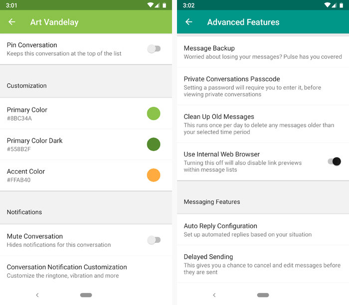 The best email and texting apps for Android | TocFeeds Com
