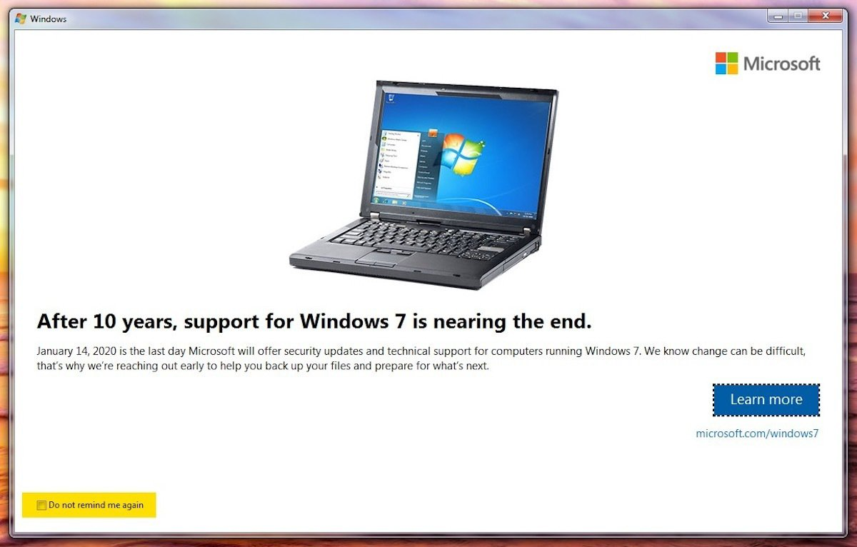 Windows 7 nag 1